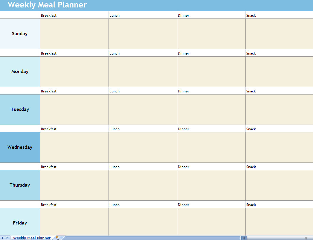 weekly-meal-planner