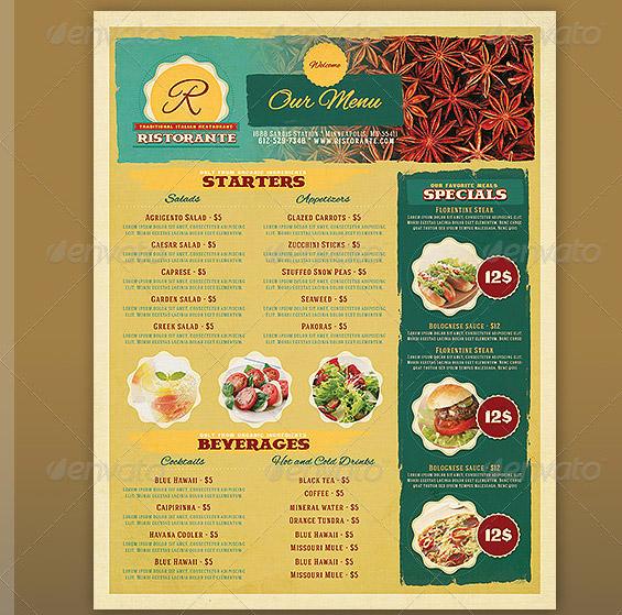 restaurant-menu-template